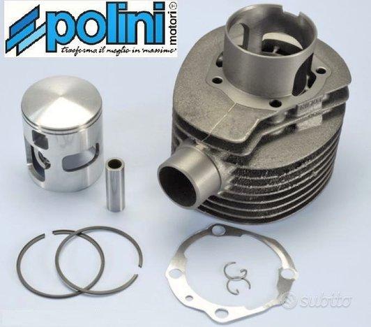 Modifica 210 Polini Vespa 200 PX P200E RALLY COSA