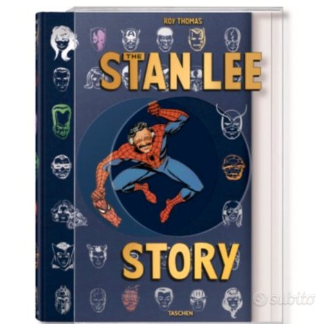 Libro taschen - Stan Lee Story - limited edition