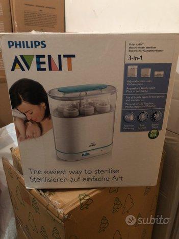 Sterilizzatore Philips Avent 3 in 1