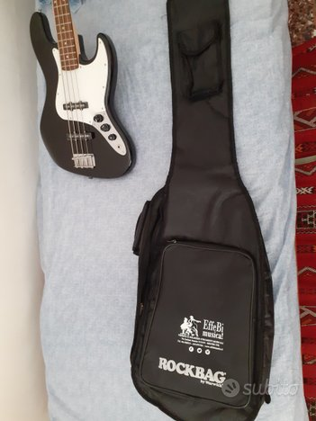 Jazz Bass Squier 4 string