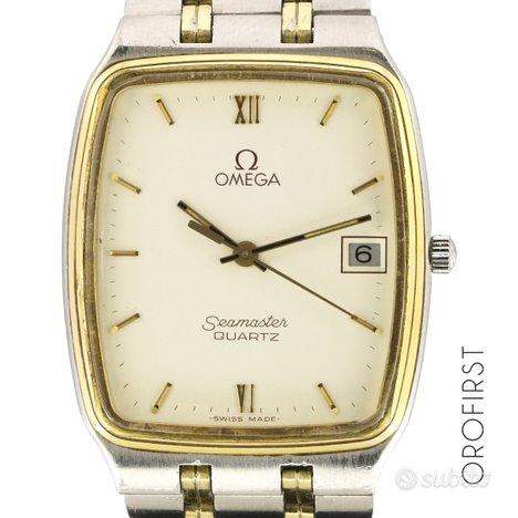 Omega Seamaster Quartz Ref 396.09.361