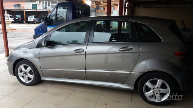 MERCEDES Classe B180 CDI Chrome