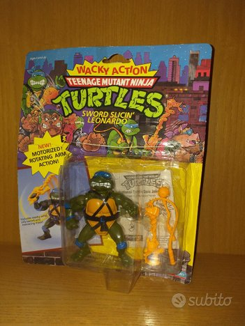 Tartarughe ninja Turtles Leonardo Wacky Action