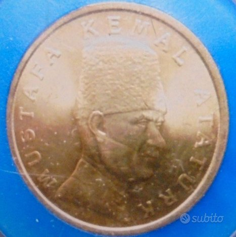 Turchia 100,000 LIRA 2000 MONETA