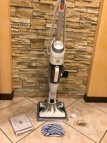 Lavapavimenti Rowenta dual clean & steam