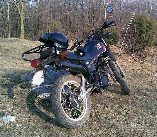 Yamaha xt 550 - 1983