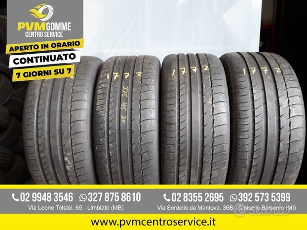 Gomme usate 275 45 20 110y michelin