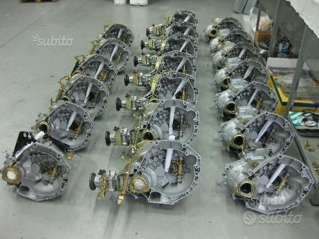 Cambi revisionati Fiat 127 A112 Abarth Panda 4x4