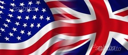 Inglese madrelingua via Skype o Whatsapp