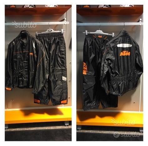 KTM Rain Suit