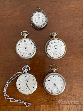 Orologi da taschino