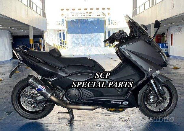 Yamaha t max termignoni scarico marmitta completo