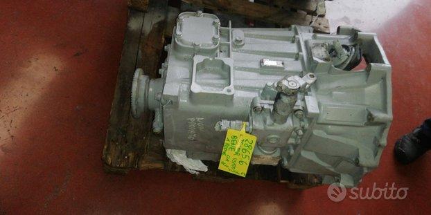 IVECO Eurocargo TECTOR, cambio 2865 S6
