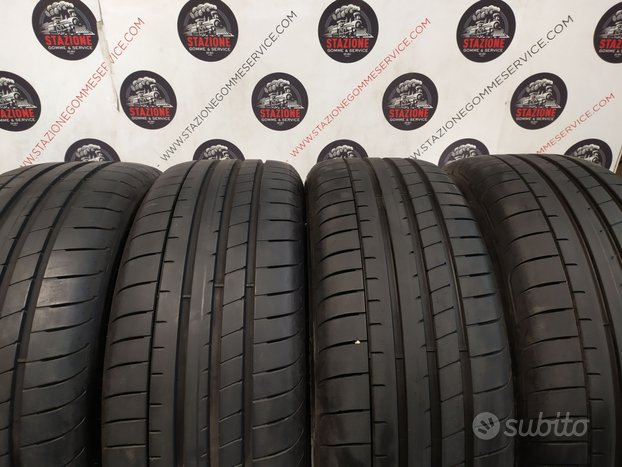 4 GOMME ESTIVE USATE GOODYEAR 245/50 R20 245 50 20