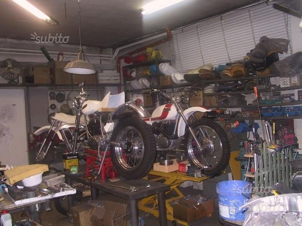 Ossa, Bultaco, Montesa, trial in genere