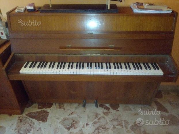 Pianoforte Verticale Zimmerman pregiata fattura