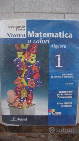Nuova Matematica a colori 1 ISBN 9788849416428