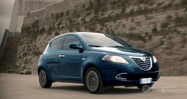 Lancia new y ricambi