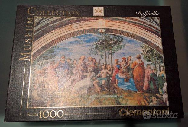 Puzzle clementoni 1.000 pz
