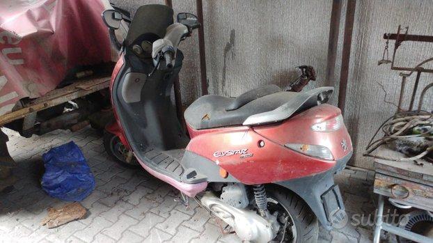 Scooter per ricambi Elystar e Atala Carosello