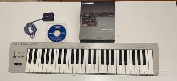 Roland PC200 MKII Tastiera Midi muta 49 tasti