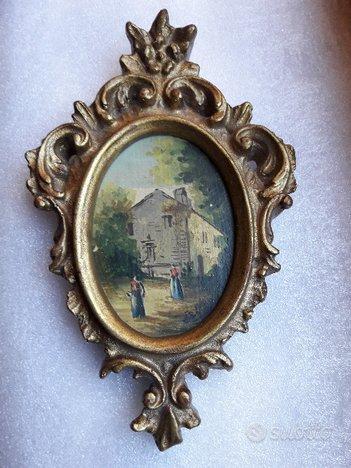 Dipinto ad olio firmato Boldini