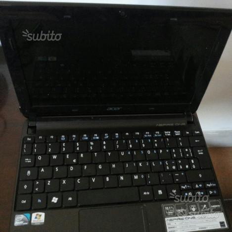 Acer aspire one d270 netbook scheda rete