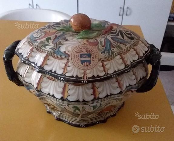 Ceramica Molaroni zuppiera
