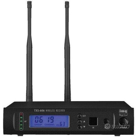 Radiomicrofono ad archetto IMG StageLine