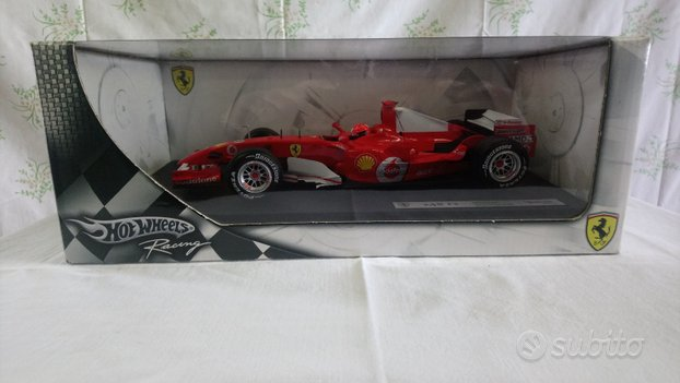 Hot Wheels - Ferrari 248 F1 Michael Schumacher