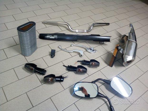 Honda hornet 600 dal 2007 al 2010