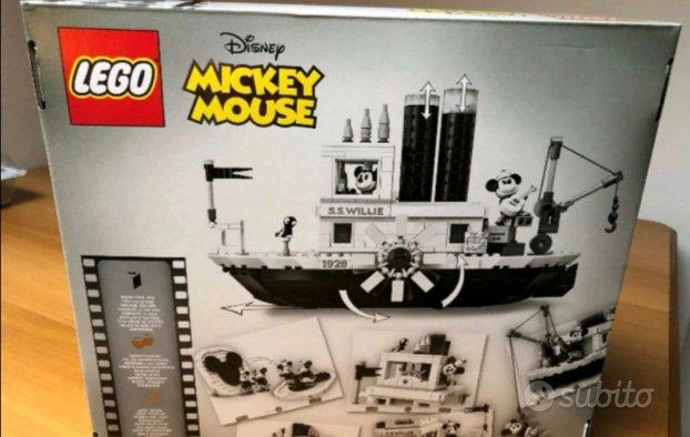 Lego 21317 topolino