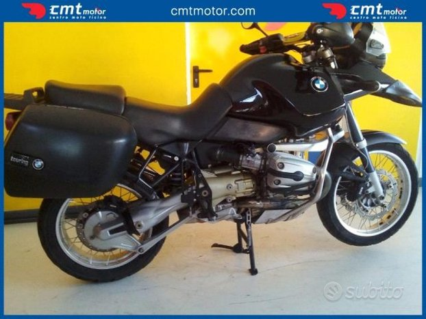 BMW R 1150 GS Adventure - 2003