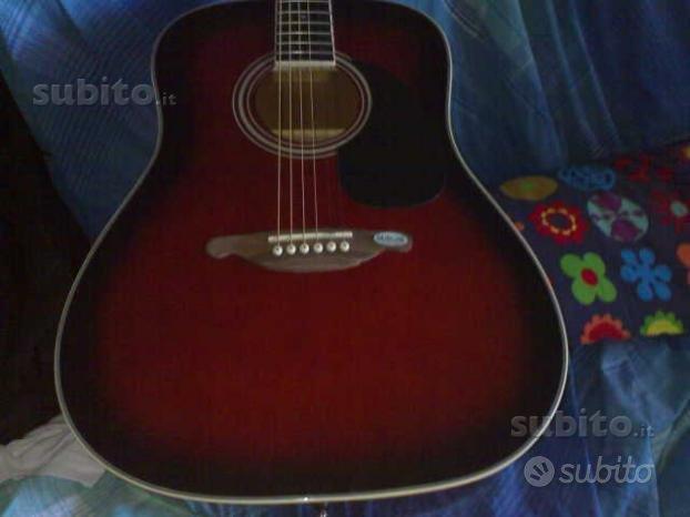Chitarra custom guitars sx nuova