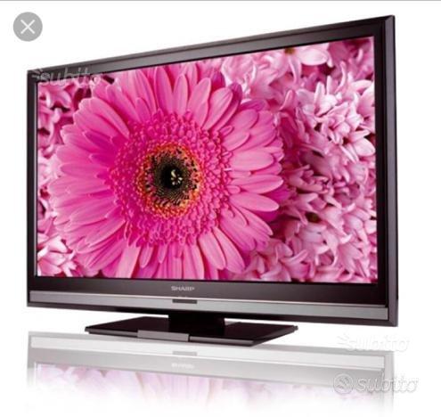 Tv Full Hd Sharp Aquos 32