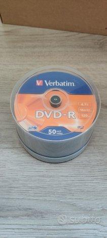 Dvd r veerbatim 50