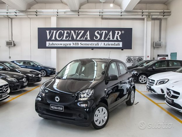 SMART ForFour 90 0.9 Turbo Youngster