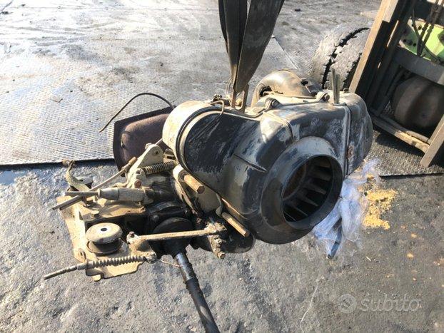 Motore Piaggio Ape 501