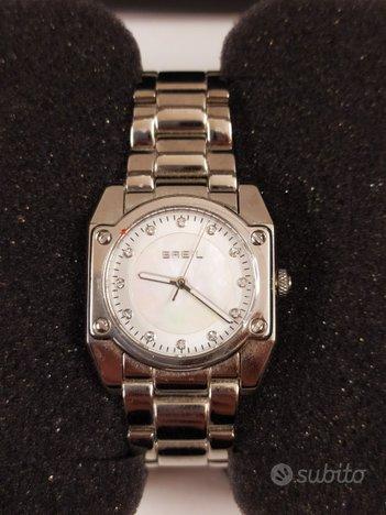 Breil orologio da polso da donna acciaio Tw1134