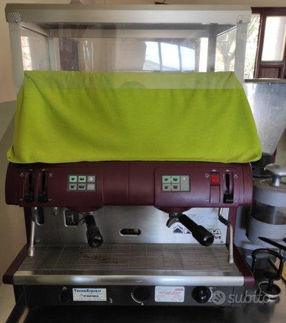 Macchina del caffè faema professionale come nuova