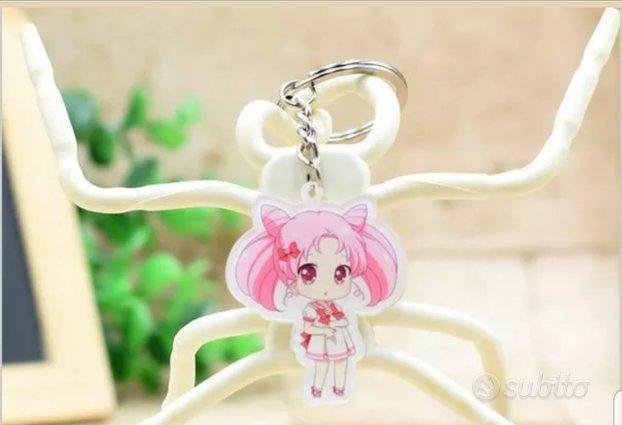 Portachiavi CHIBIUSA deformed KAWAII Sailor moon