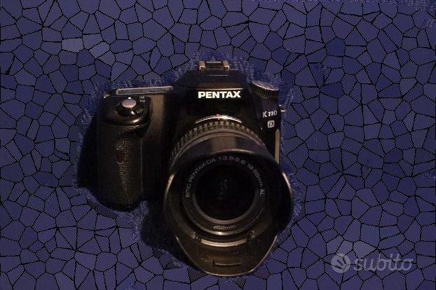 Fotocamera Reflex Digitale Pentax K110D