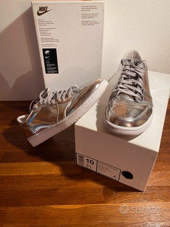 Nike Air Jordan Argentate