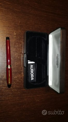 Penna stilografica Aurora