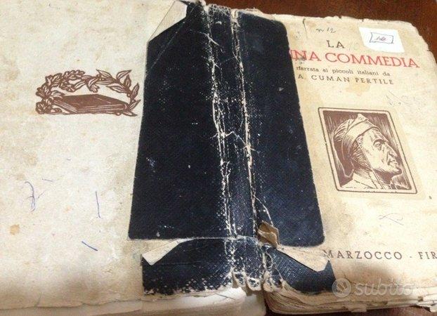 La divina commedia narrata piccoli italiani 1948