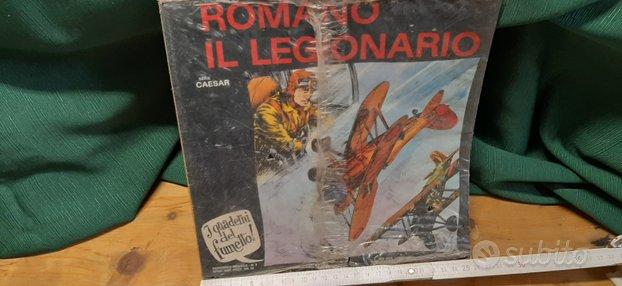 ROMANO IL LEGIONARIO di C. Caesar n°3 1973