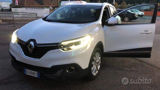 Renault Kadjar 4WD- Full Optional-Perfetta