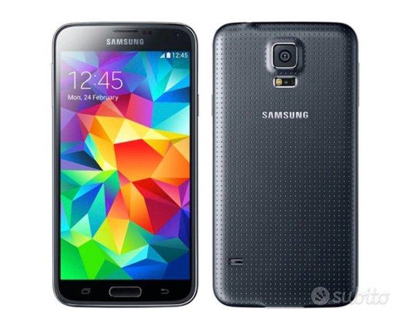 Samsung Galaxy S5 Nero