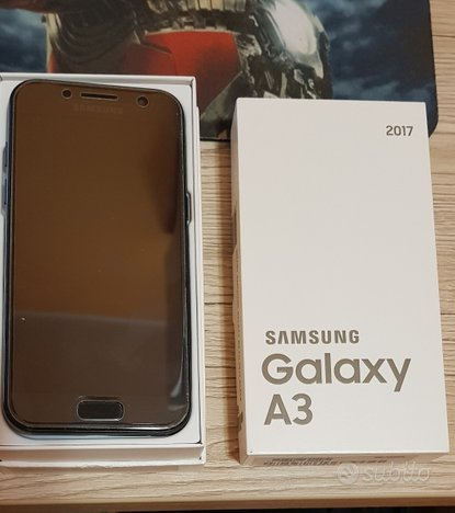Cellulare Smartphone Samsung Galaxy A3-2017