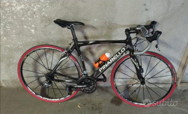 Pinarello bici da corsa carbonio